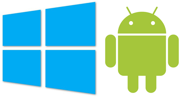 Windows 8 vs Android
