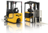 differences between 3 wheels and 4 wheels Forklift