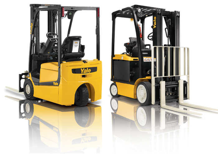 Photo of What are the major differences between 3 wheels and 4 wheels Forklift?