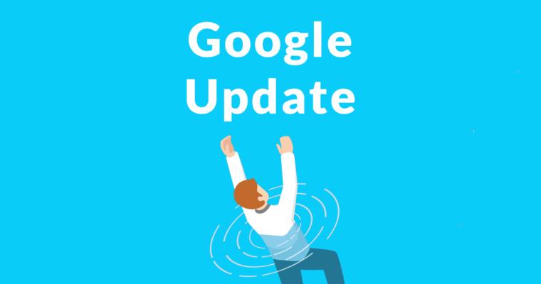 Google Update Response Falls Short of Expectations