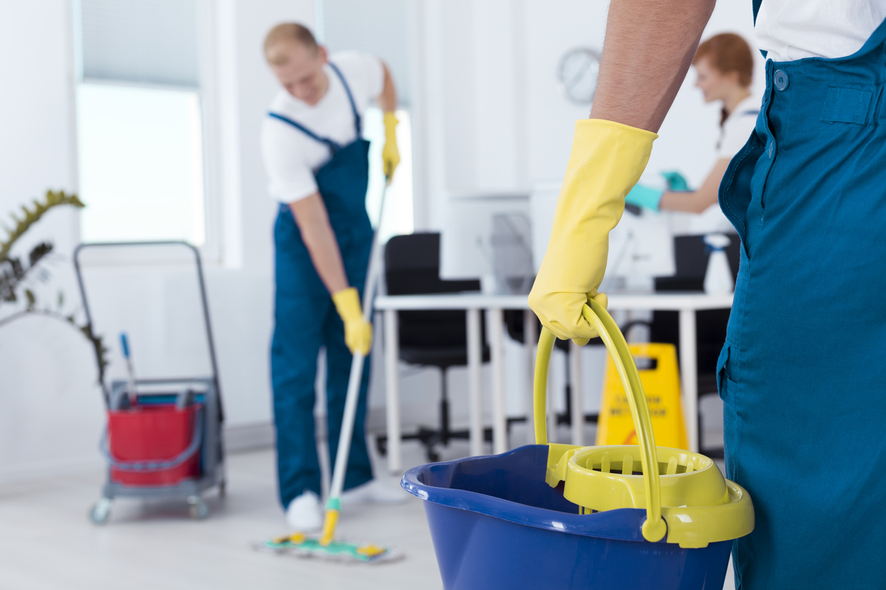 Cleaning Services Jan Pro okc