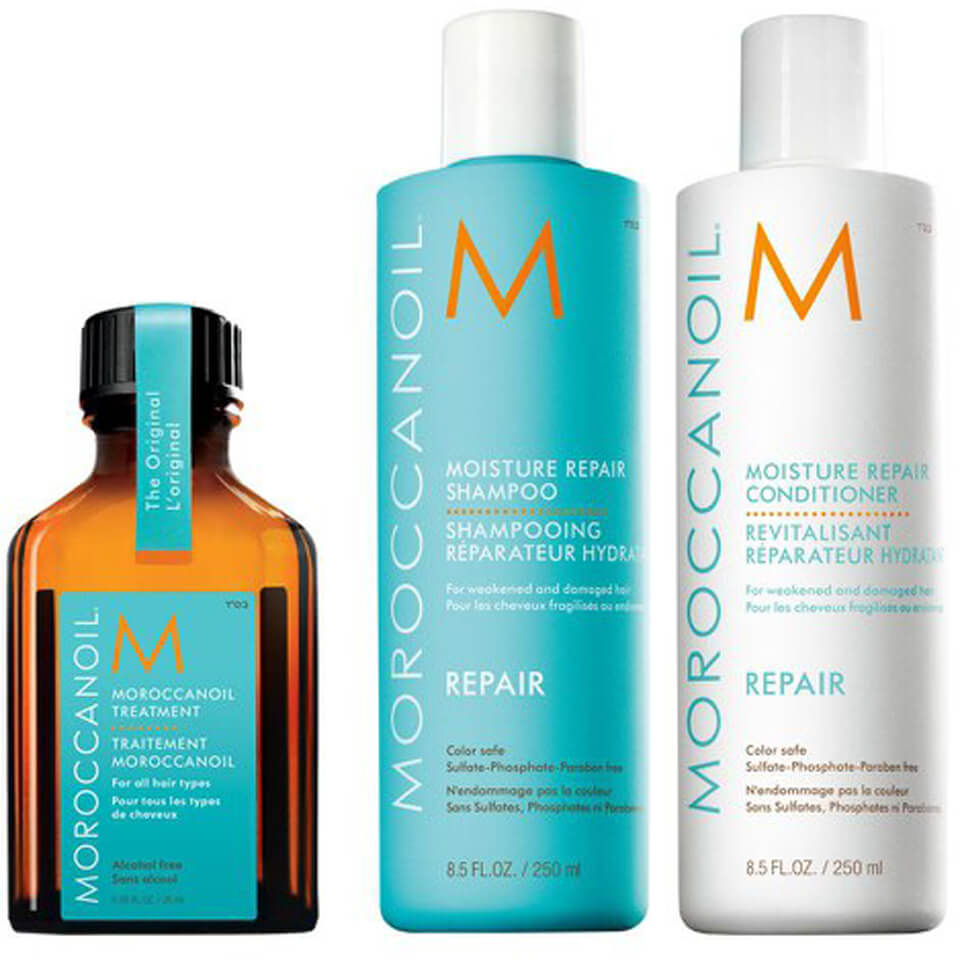 Photo of Discover How Moroccanoil Moisture Repair Shampoo Can Help Your Hair