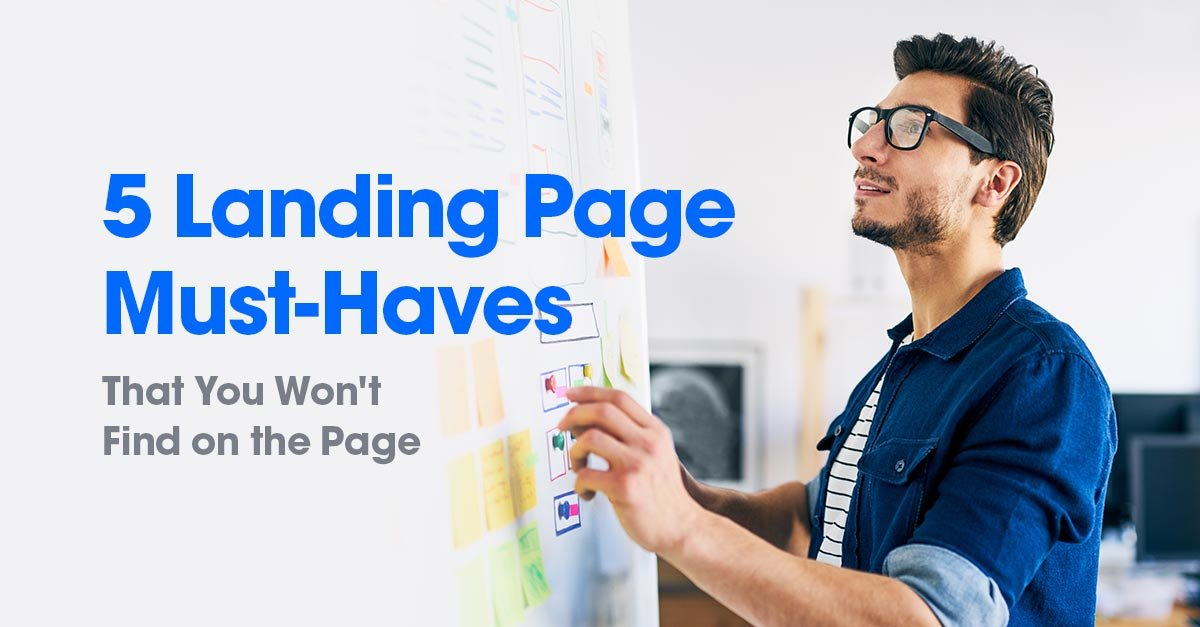 Photo of 5 Essential Elements of an Effective Landing Pages