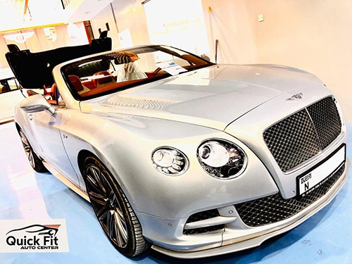 Photo of Which Bentley Repair Dubai Center is best For Engine Service?