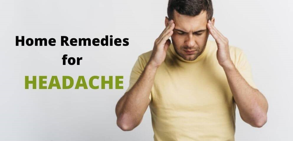 Photo of How to Get Rid of a Headache Treatment and Remedies