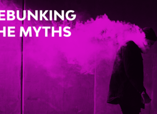 Another vaping myth debunked