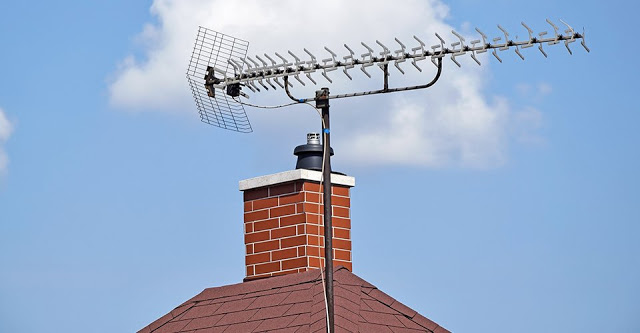 Photo of Best place of tv aerial installation for better connection