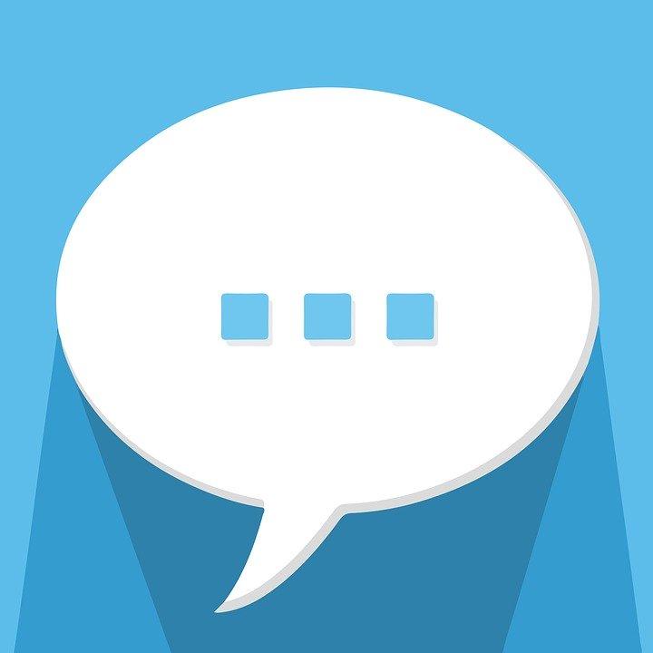 Description: Speech Bubble, Talking, Chat, Conversation, Comic