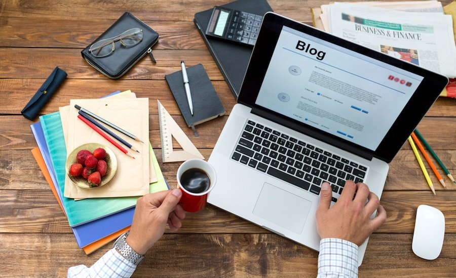 blogging for business heres everything you need to know