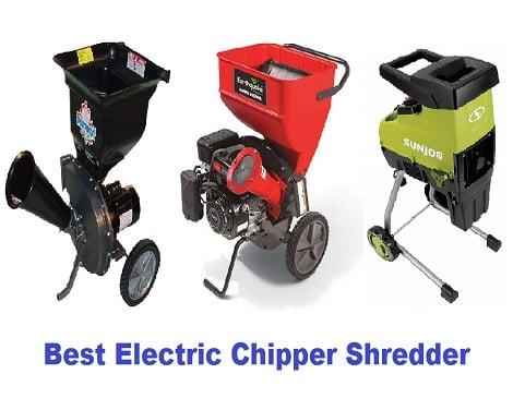 chipper shredder