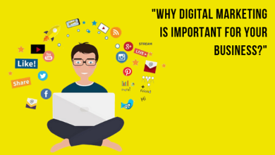 Photo of Why Digital Marketing is Important for your Business?
