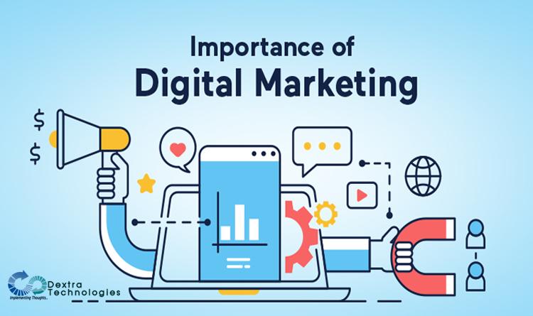 Importance of Digital Marketinggg