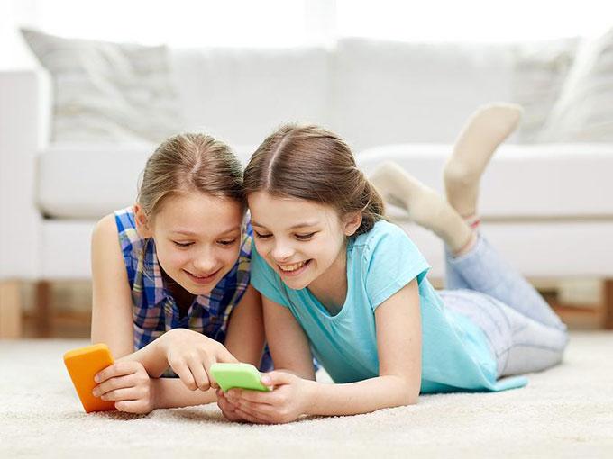 kids socialmedia