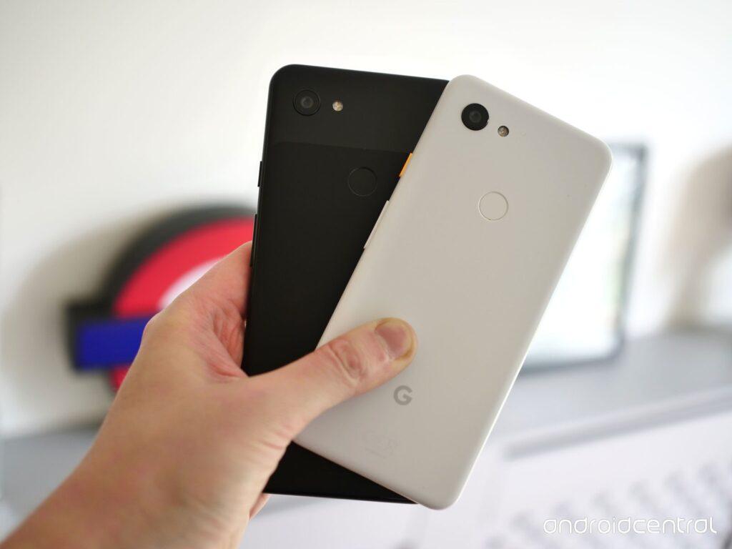 Google Pixel 3A And Google Pixel 3A XL