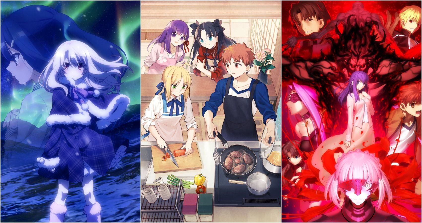 Fate Anime