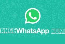 Photo of How to change WhatsApp Phone Number in Less than 1 Min?