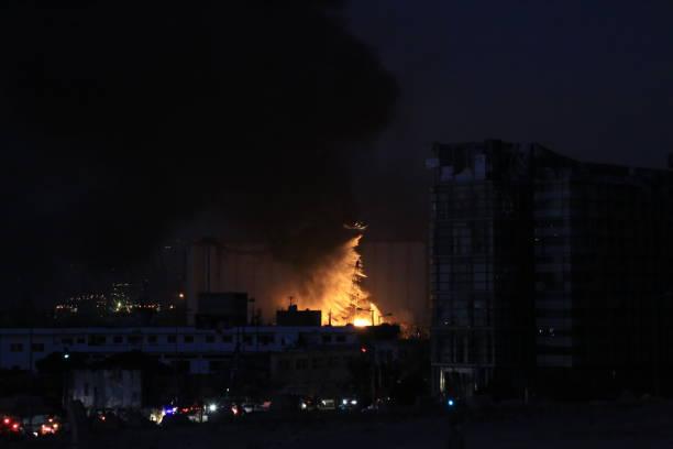 2020 Beirut Explosion