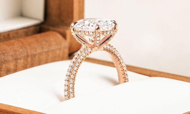 cyo diamond ring mobile