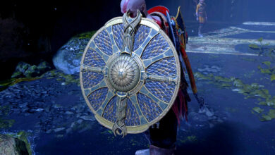 kratos shield