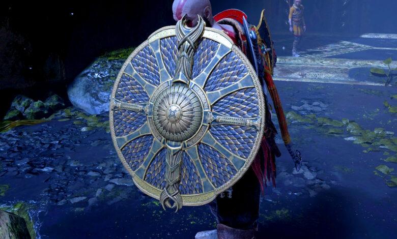kratos shield