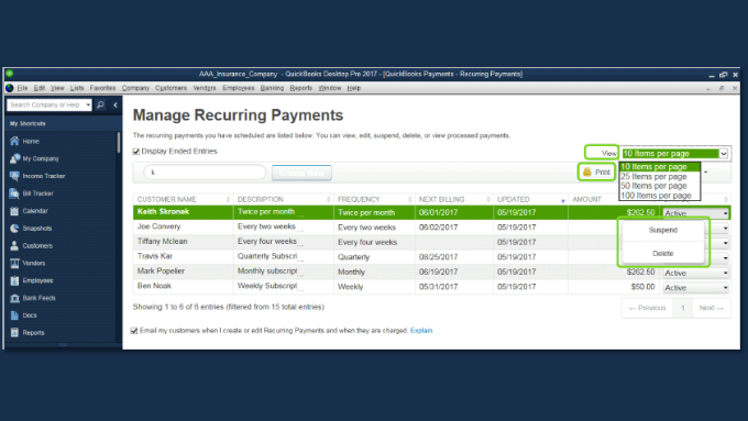 How to set up recurring payments in QuickBooks Online Guest Post 680 383