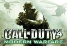 call of duty 4 , modern warfare reddit