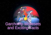 garchomp, garchomp abilities