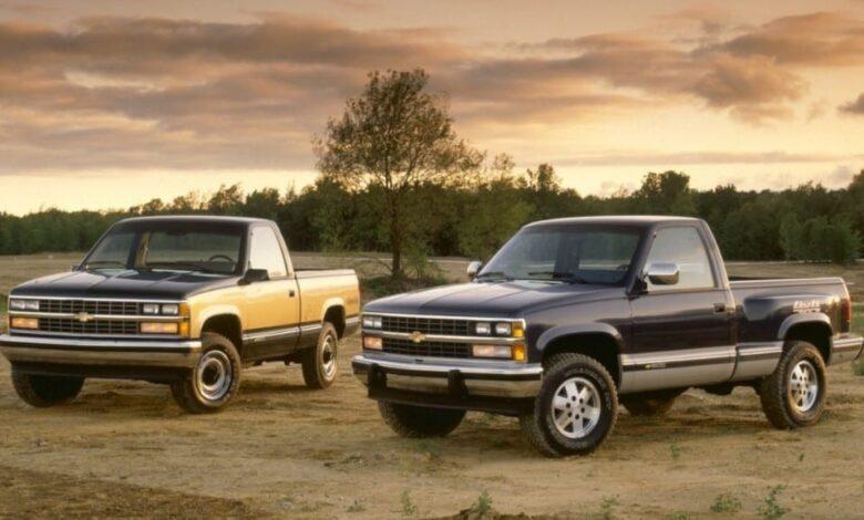 chevy colorado used trucks