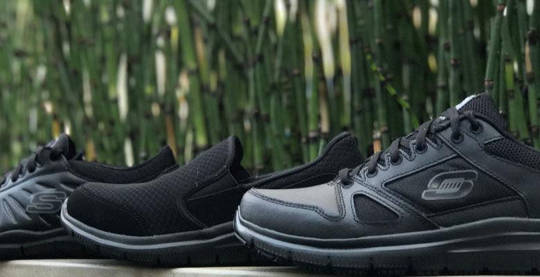 safety footwear trends