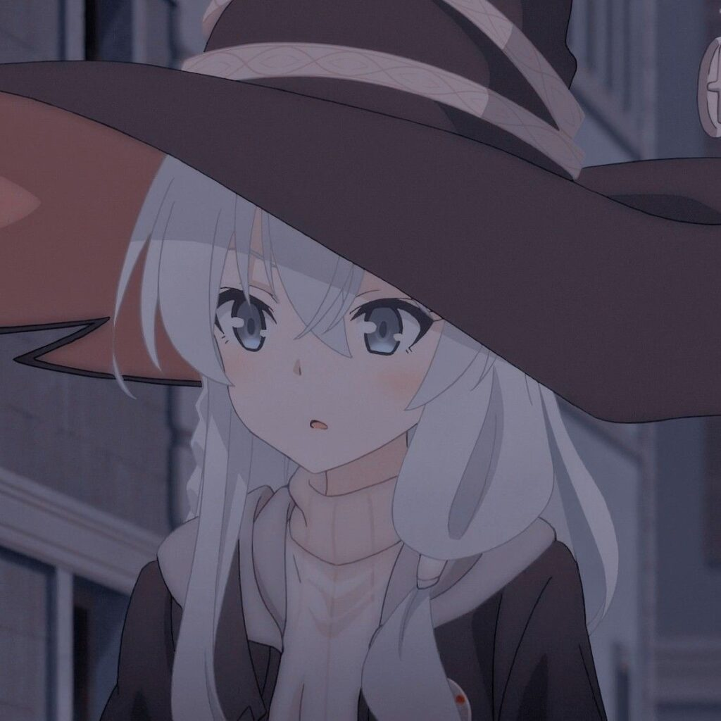 Wandering Witch anime pfp